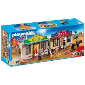 Playmobil 4398 - Coffret de Cow-boy transportable