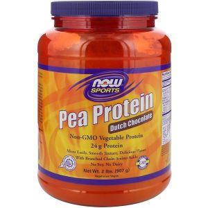 Now Foods Pea Protein Dutch Chocolate (907 gram)