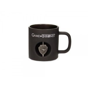 SD Toys Mug Game Of Thrones Targaryen logo rotatif