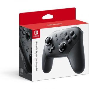 Nintendo Manette Officielle Pad Switch Pro, Noir