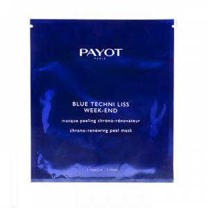 Payot Blue Techni Liss Week-end - Masque Peeling Chrono-rénovateur - 1 Masque