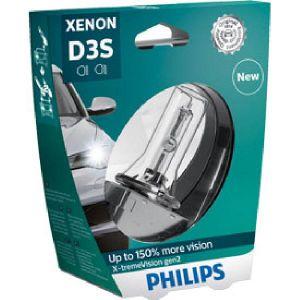 H.Koenig 1 Ampoule PHILIPS D3S X-tremeVision 35 W 42 W