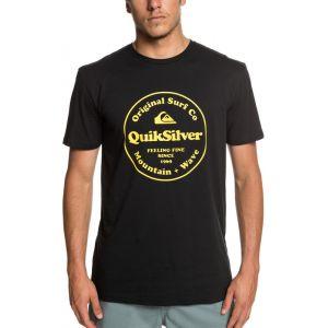 Quiksilver Secret Ingredient - T-shirt manches courtes Homme - noir M T-shirts