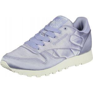 Reebok Cl Leather Satin W chaussures violet 41 EU