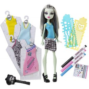 Mattel Monster High atelier créa d'enfer