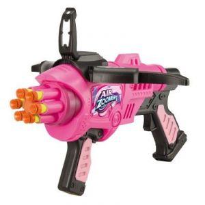 Chap Mei Air Zoomer pistolet et 6 fléchettes