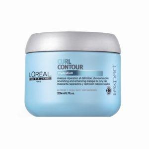 L'Oréal Curl Contour HydraCell - Masque réparation et définition cheveux bouclés