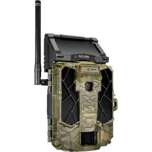 Spypoint Piège photographique 12 Mill. pixel fonction marqueurs GPS, module GSM, LED faible lueur camouflage