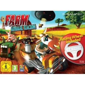 Calvin Tucker's Redneck : Farm Animal Racing Tournament [Wii]