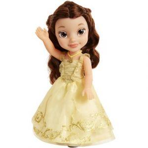 Taldec Poupée Disney Princess Belle en robe de bal 38 cm