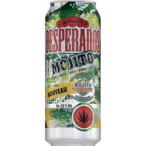 Desperados Mojito 5,9° - La canette de 50cl