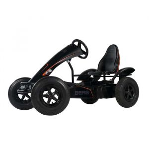 Berg Toys Kart à pédales assistées Black Edition E-BFR 5ans et +