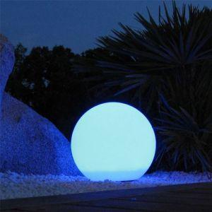 Batimex Grosse boule lumineuse autonome LEDS 60 cm
