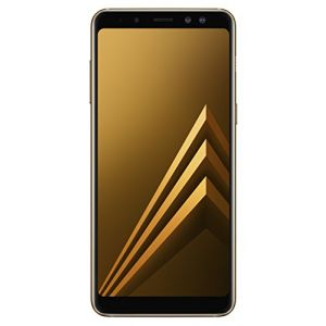 Samsung Galaxy A8 (2018) A530 4Go de RAM / 32Go Double Sim Or