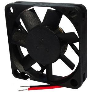 Aerzetix Ventilateur pour boîtier d'ordinateur PC 12V 45x45x10mm 15,6m3/h 27dBA 5000rpm 26AWG