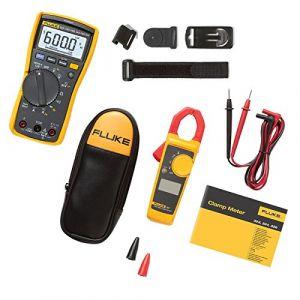 Fluke Kit combiné multimètre de l'électricien 117/323