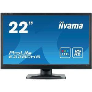 """iiyama ProLite E2280HS-1 - Ecran LED 22"""""""