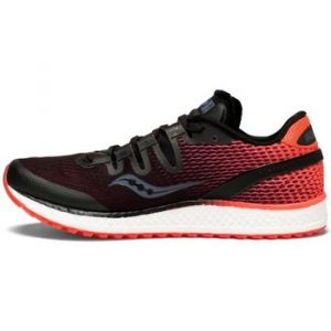 Saucony Freedom ISO, Chaussures de Fitness Femme, Multicolore-Noir/Rouge