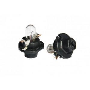 2 ampoules halogène BX8.4d 1.2w 12V