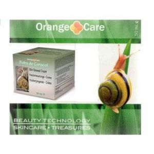 Image de Orange Care Baba de Caracol - Crème à la bave descargot