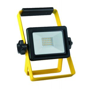 Arcotec Projecteur LED chantier 20 watt IP65 - 4000°K -