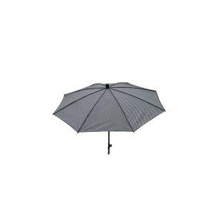 Jardin prive Parasol Smart Ø 240 cm Fjord Noir