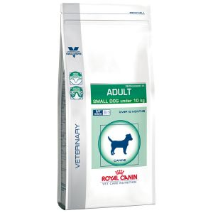 Royal Canin Vet Care Nutrition Dental & Digest Adult Small Dog 25 - Sac 8 kg