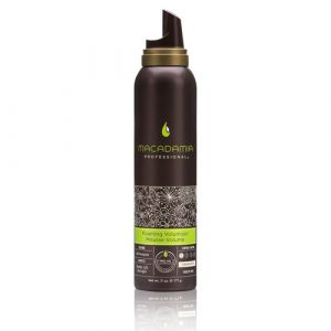 Macadamia Foaming Volumizer Mousse volume