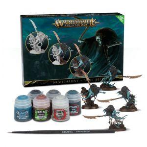Games Workshop Warhammer+Aos+.+-+Nighthaunt+Paint+Set