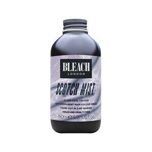 Bleach London Scotch Mist Super Cool Colour - Crème Colorante Gris Clair - 150 ml
