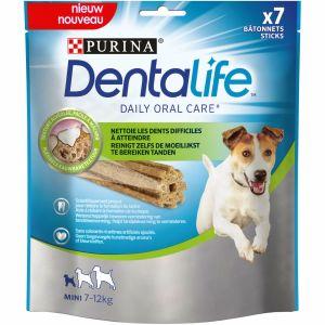 Purina Dentalife mini 7 bâtonnets pour chien de 7 à 12 kg
