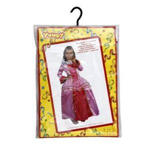 Yoopy Déguisement Princesse rose 3/4 ans