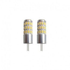 Lumihome Ampoule LED DEC/G4-270 12 V G4 2.8 W = 20 W blanc chaud A+ à broches 1 pc(s)