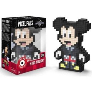 PDP Figurine Pixel Pals King Mickey