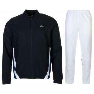9e80ba99413 Lacoste Survêtements Wh9512 - Black   White - Taille S
