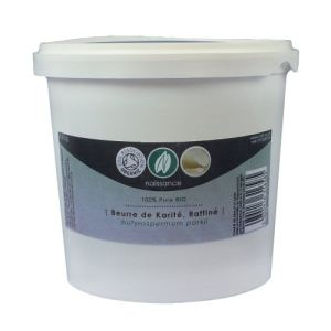 Enaissance Beurre de karité raffiné Bio (500 g)