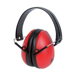 Wolfcraft 4865000 - Casque antibruit « Compact » SNR 26 dB DIN EN 352-1:2002