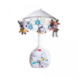 Tiny Love Mobile projecteur bébé magical night polaire