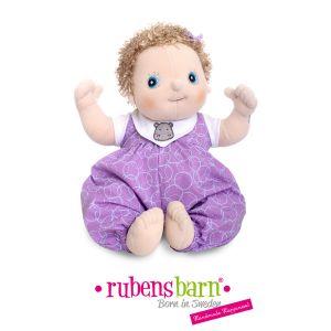 Rubens Barn Poupée rubens Baby Emma