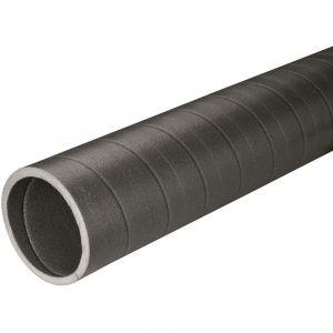 Ubbink Conduit isolé pour raccordement chauffe-eau thermodynamique - Longueur : 2.00 m - Diamètre : 180