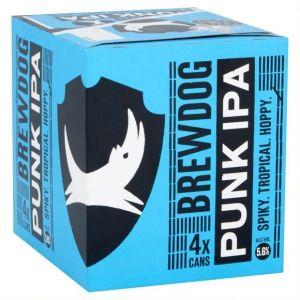 Brewdog punk ipa 4x33 cl boite