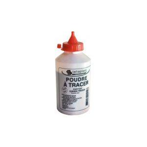 Taliaplast 400414 - Poudre à tracer rouge 360 g