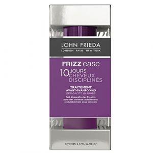 John Frieda Frizz Ease - Traitement avant-shampooing pour cheveux disciplinés 10 Jours