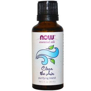"""Now Foods """"Essential Oils - Clear the Air- Purifying Blend (30 ml) """""""