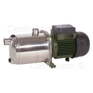 jetly 30110 - Pompe horizontale EURO INOX 40-50m multicellulaires auto-amorçantes