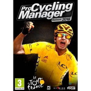 Pro Cycling Manager 2018 [PC]