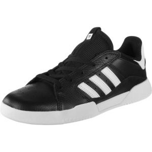Adidas Baskets cuir VRX Low Noir - Taille 39 1/3;40;41 1/3;42;43 1/3;44;45 1/3;46;47 1/3
