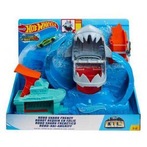 Mattel Hot Wheels City - Robo Requin en Folie