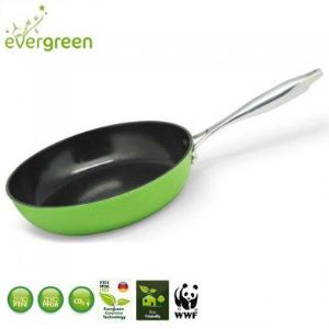 Aubecq 710024 - Poêle New Evergreen en céramique (24 cm)