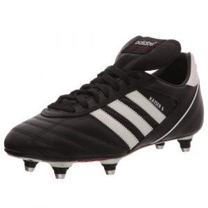 Adidas Kaiser 5 Cup, Chaussures de Football homme, Noir (Negro/Ftwbla/Rojo 000), 48 2/3 EU